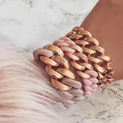 The Rubz rubber bracelet