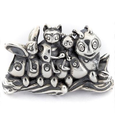 Elfbeads Silber Bead